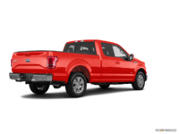 2017 Ford F-150 LARIAT | Photo 2 | Race Red