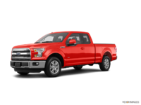 2017 Ford F-150 LARIAT | Photo 3 | Race Red