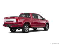 2017 Ford F-150 PLATINUM | Photo 2 | Ruby Red Metallic