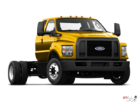 2017 Ford F-650 SD Diesel Pro Loader | Photo 1 | School Bus Yellow