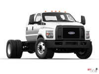 2017 Ford F-750 SD GAS | Photo 1 | Oxford White