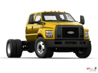 2017 Ford F-750 SD GAS | Photo 1 | School Bus Yellow