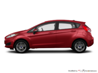 2017 Ford Fiesta Hatchback SE | Photo 1 | Ruby Red