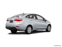 2017 Ford Fiesta Sedan S | Photo 2 | Ingot Silver