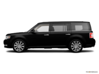 2017 Ford Flex LIMITED | Photo 1 | Shadow Black