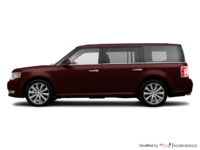 2017 Ford Flex LIMITED | Photo 1 | Burgundy Velvet