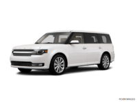 2017 Ford Flex LIMITED | Photo 3 | White Platinum