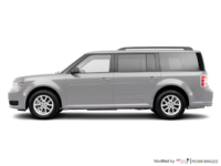 2017 Ford Flex SE | Photo 1 | Ingot Silver