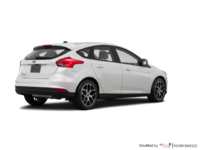 2017 Ford Focus Hatchback SE | Photo 2 | Oxford White