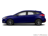 2017 Ford Focus Hatchback SEL | Photo 1 | Kona Blue