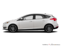 2017 Ford Focus Hatchback SEL | Photo 1 | Oxford White