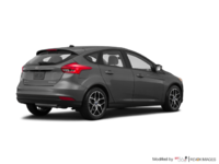 2017 Ford Focus Hatchback SEL | Photo 2 | Magnetic