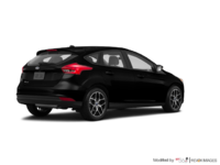 2017 Ford Focus Hatchback SEL | Photo 2 | Shadow Black