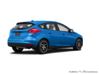 2017 Ford Focus Hatchback SEL | Photo 2 | Blue Candy