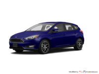 2017 Ford Focus Hatchback SEL | Photo 3 | Kona Blue