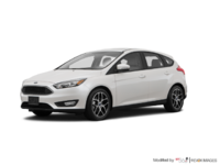 2017 Ford Focus Hatchback SEL | Photo 3 | Oxford White