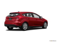 2017 Ford Focus Hatchback TITANIUM | Photo 2 | Ruby Red
