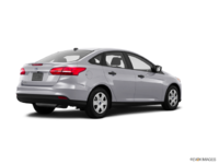 2017 Ford Focus Sedan S | Photo 2 | Ingot Silver Metallic