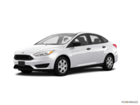 2017 Ford Focus Sedan S | Photo 3 | Oxford White