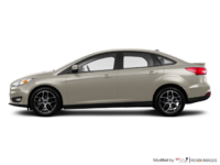 2017 Ford Focus Sedan SE | Photo 1 | White Gold