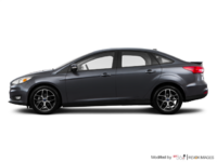 2017 Ford Focus Sedan SE | Photo 1 | Magnetic Metallic