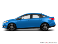 2017 Ford Focus Sedan SE | Photo 1 | Blue Candy Metallic