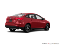 2017 Ford Focus Sedan SE | Photo 2 | Ruby Red Metallic