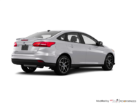 2017 Ford Focus Sedan SE | Photo 2 | Ingot Silver Metallic