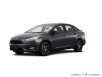 2017 Ford Focus Sedan SE | Photo 3 | Magnetic Metallic