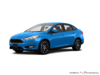 2017 Ford Focus Sedan SE | Photo 3 | Blue Candy Metallic
