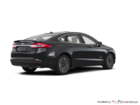 2017 Ford Fusion Hybrid PLATINUM | Photo 2 | Shadow Blakc