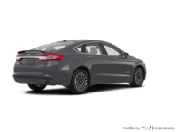 2017 Ford Fusion Hybrid PLATINUM | Photo 2 | Magnetic