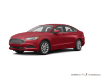 2017 Ford Fusion S | Photo 3 | Ruby Red