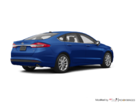 2017 Ford Fusion SE | Photo 2 | Lightning Blue