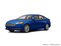 2017 Ford Fusion SE | Photo 3 | Lightning Blue