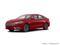 2017 Ford Fusion TITANIUM | Photo 3 | Ruby Red
