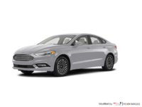 2017 Ford Fusion TITANIUM | Photo 3 | Ingot Silver