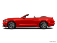 2017 Ford Mustang Convertible EcoBoost Premium | Photo 1 | Race Red