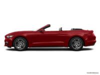 2017 Ford Mustang Convertible EcoBoost Premium | Photo 1 | Ruby Red