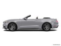2017 Ford Mustang Convertible EcoBoost Premium | Photo 1 | Ingot Silver
