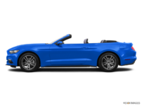 2017 Ford Mustang Convertible EcoBoost Premium | Photo 1 | Grabber Blue