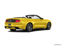 2017 Ford Mustang Convertible EcoBoost Premium | Photo 2 | Triple Yellow