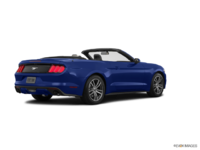 2017 Ford Mustang Convertible EcoBoost Premium | Photo 2 | Lightning Blue