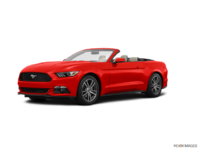 2017 Ford Mustang Convertible EcoBoost Premium | Photo 3 | Race Red