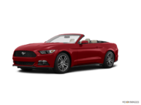 2017 Ford Mustang Convertible EcoBoost Premium | Photo 3 | Ruby Red
