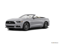 2017 Ford Mustang Convertible EcoBoost Premium | Photo 3 | Ingot Silver