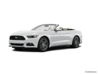 2017 Ford Mustang Convertible EcoBoost Premium | Photo 3 | White Platinum