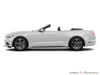 2017 Ford Mustang Convertible V6 | Photo 1 | White Platinum