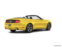 2017 Ford Mustang Convertible V6 | Photo 2 | Triple Yellow