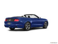 2017 Ford Mustang Convertible V6 | Photo 2 | Lightning Blue